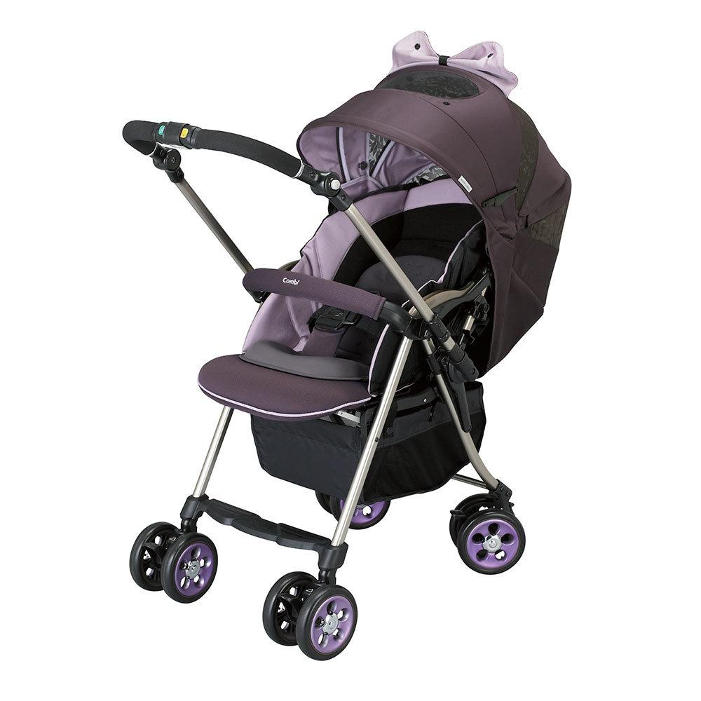 Прогулочная коляска Combi MiracleTurn Premier