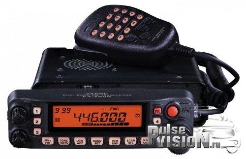 Автомобильная радиостанция Yaesu FT 7900 R