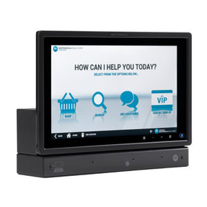"""киоски информационные motorola symbol cc-5000 / CC5000-15J64XXEU / информационный киоск zebra / motorola symbol concierge (cc5000-15j64xxeu) (802.11a/b/g/n, 15"""" color display, android, 64/1gb, 2d image)"""