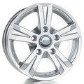 Литые диски Nitro Y660 6,5x16 5/139,7 ET40 d98,5 (silver) - фото 1