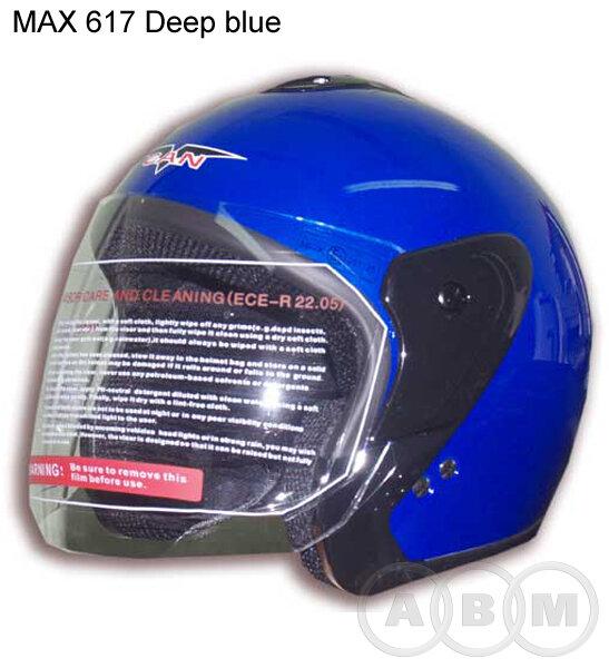 Шлем (открытый) V 617 Blue VCAN