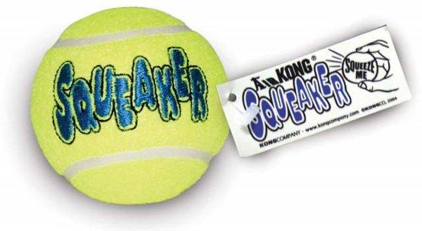 """Игрушка для собак """"Теннисный мяч"""" большой, 6 см"""