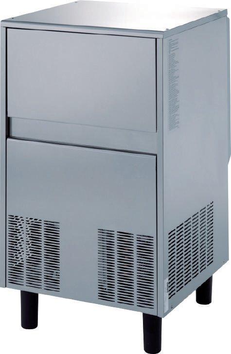 Льдогенератор Gemlux GM-IM80SPR WS