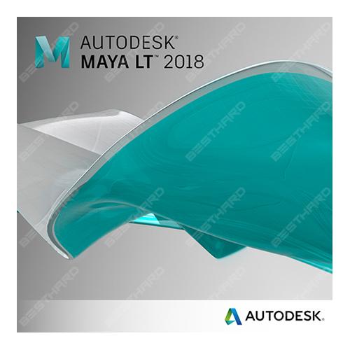 Autodesk Maya LT 2018 Commercial New Single-user ELD 3-Year Subscription [923J1-WW3747-T268]