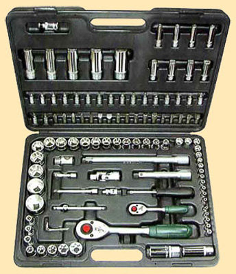 Набор инструмента Force F-41082