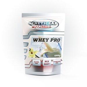 Whey Pro (GeneticLab Nutrition), 1 кг, Клубника-банан