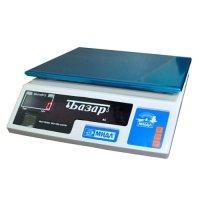 Мидл Весы «Базар» фасовочные электронные НПВ до 6 кг