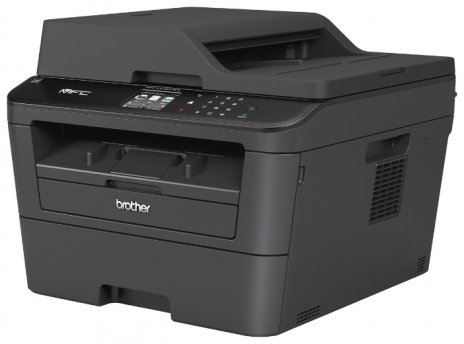МФУ Brother MFC-L2720DWR [принтер/сканер/копир/факс/до 30 стр/мин/Wi-Fi/Ethernet/ч/б лазерная печать]