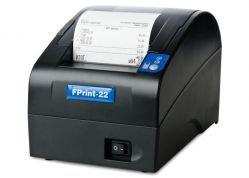 Фискальный регистратор Атол FPrint-22ПТК. Черный. без ФН. RS+USB+Ethernet