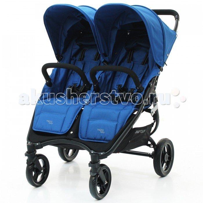 Valco baby Коляска для двойни Snap Duo Ocean Blue