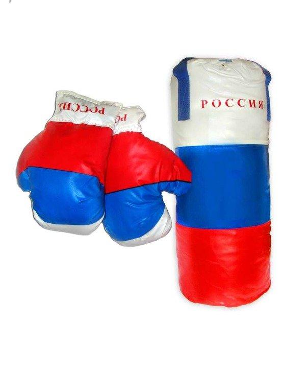 Боксерский набор детский РФ (средний) Лапландия 02503