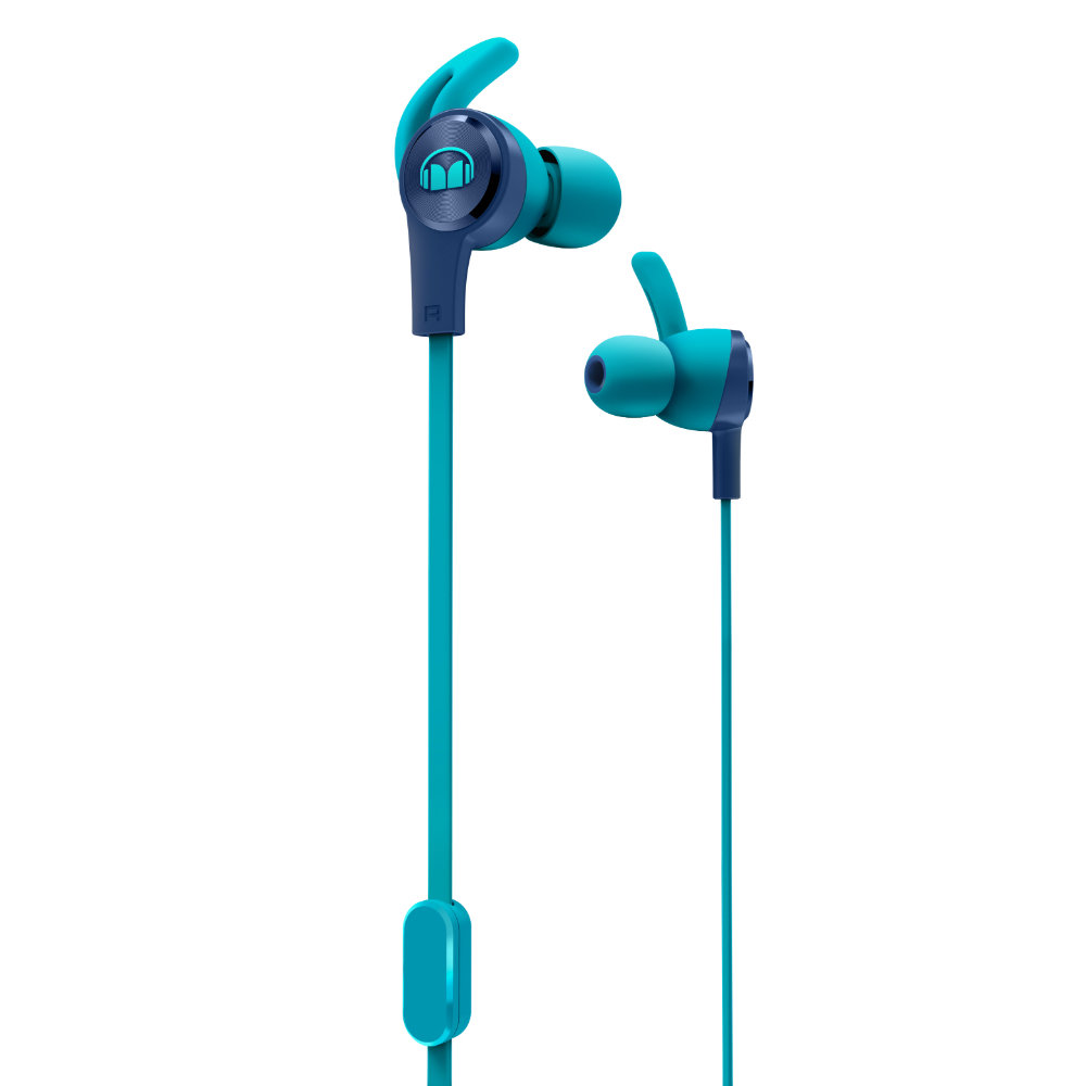 Наушники Monster iSport Achieve (Blue)