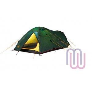 Трехместная туристическая палатка для путешествий с велосипедами или большим багажом Alexika Tower 3