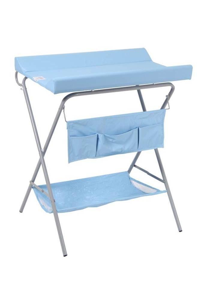 Пеленальный столик Фея, голубой