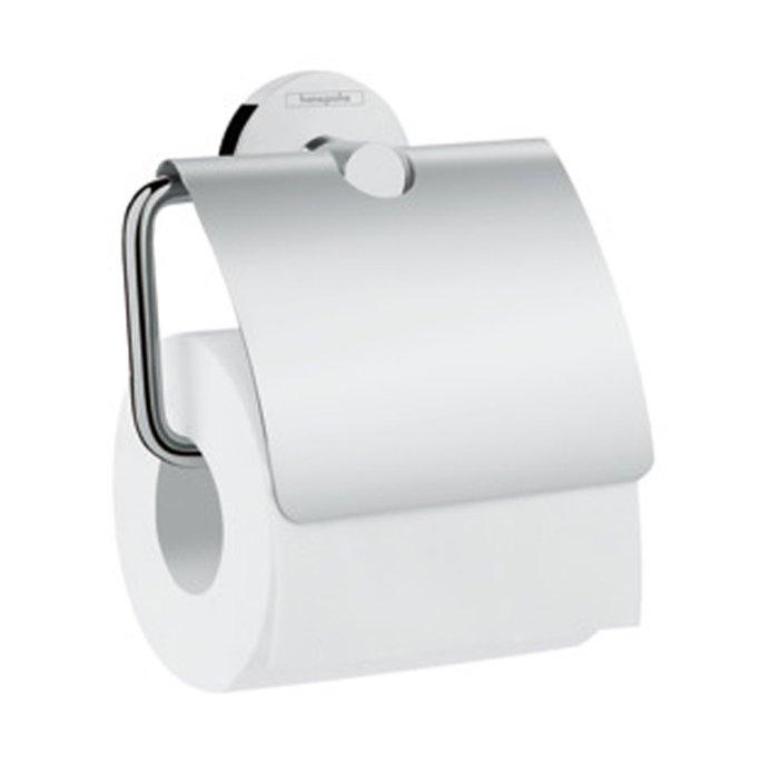 Бумагодержатель для туалетой бумаги HANSGROHE Logis Universal 41723000