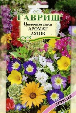 """Семена. Цветочный смесь """"Аромат лугов"""" (вес: 30 г)"""