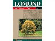 Фотобумага Lomond 0102055 0102055 A4/160г/м2/50л./белый глянцевое для струйной печати