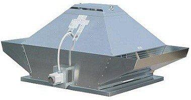 Systemair DVG-V 630D4-6/F400 Вентилятор дымоудаления
