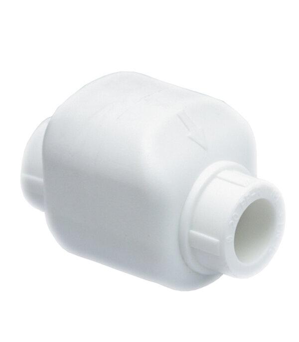 Клапан обратный РТП полипропиленовый 25 мм