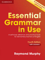 """Murphy Raymond """"Essential Grammar in Use with Answers. Fourth Edition"""""""