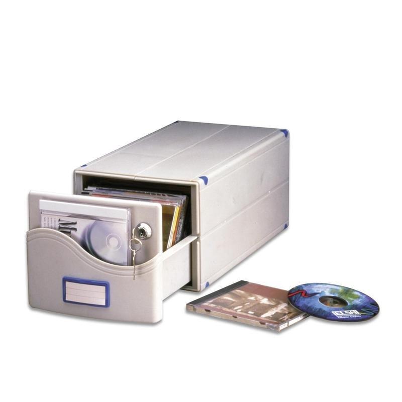 Бокс для CD/DVD дисков ProfiOffice МВ-30 SL