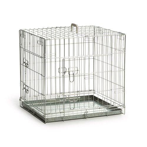 Клетка для животных Beeztees стальная 63х55х61см