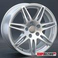 Диск Replay Audi (A25) 8x18 5/112 D66.6 ET39silver - фото 1