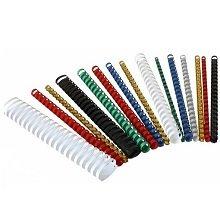 пружины переплета пластиковые Office Kit пружины пластиковые для переплета 6 мм