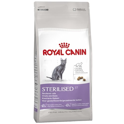 Корм ROYAL CANIN Sterilised 37 для стерилизованных кошек 2кг