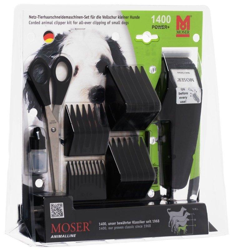 Машинка для стрижки животных MOSER 1400-0075