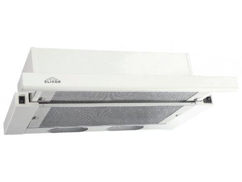 Вытяжка кухонная ELIKOR Выдвижной блок 60 двухмоторный белый