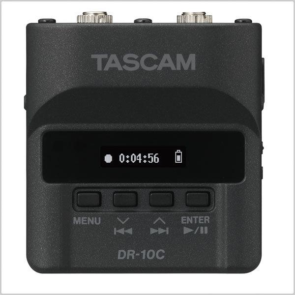 Tascam DR-10CS Портативный рекордер