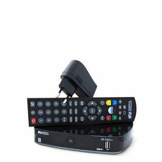 Спутниковое и кабельное телевидение Триколор GS B532M+GS C592 Европа (комплект на 2 ТВ) черный (Комплект спутникового ТВ)