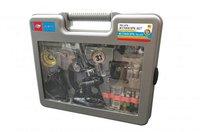 Детский учебный микроскоп 46 предметов в кейсе Eastcolight 90101