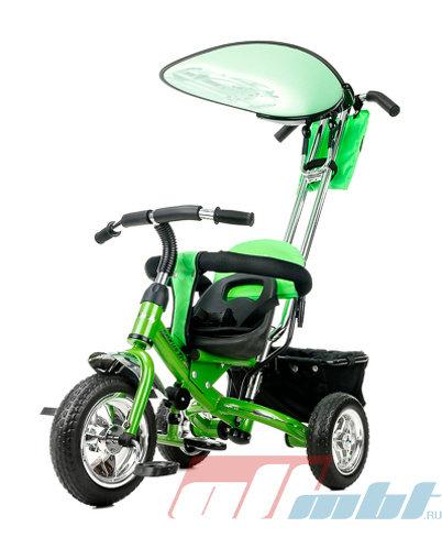 Трехколесный велосипед Liko Baby Lexus LB-772 (зеленый)