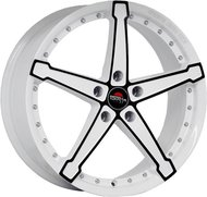 Колесный диск YOKATTA MODEL-10 6.5x16/4x108 D65.1 ET31 Черный - фото 1