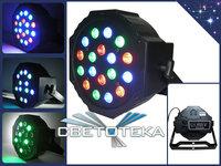 Программируемый светодиодный стробоскоп для дискотеки 18 LED