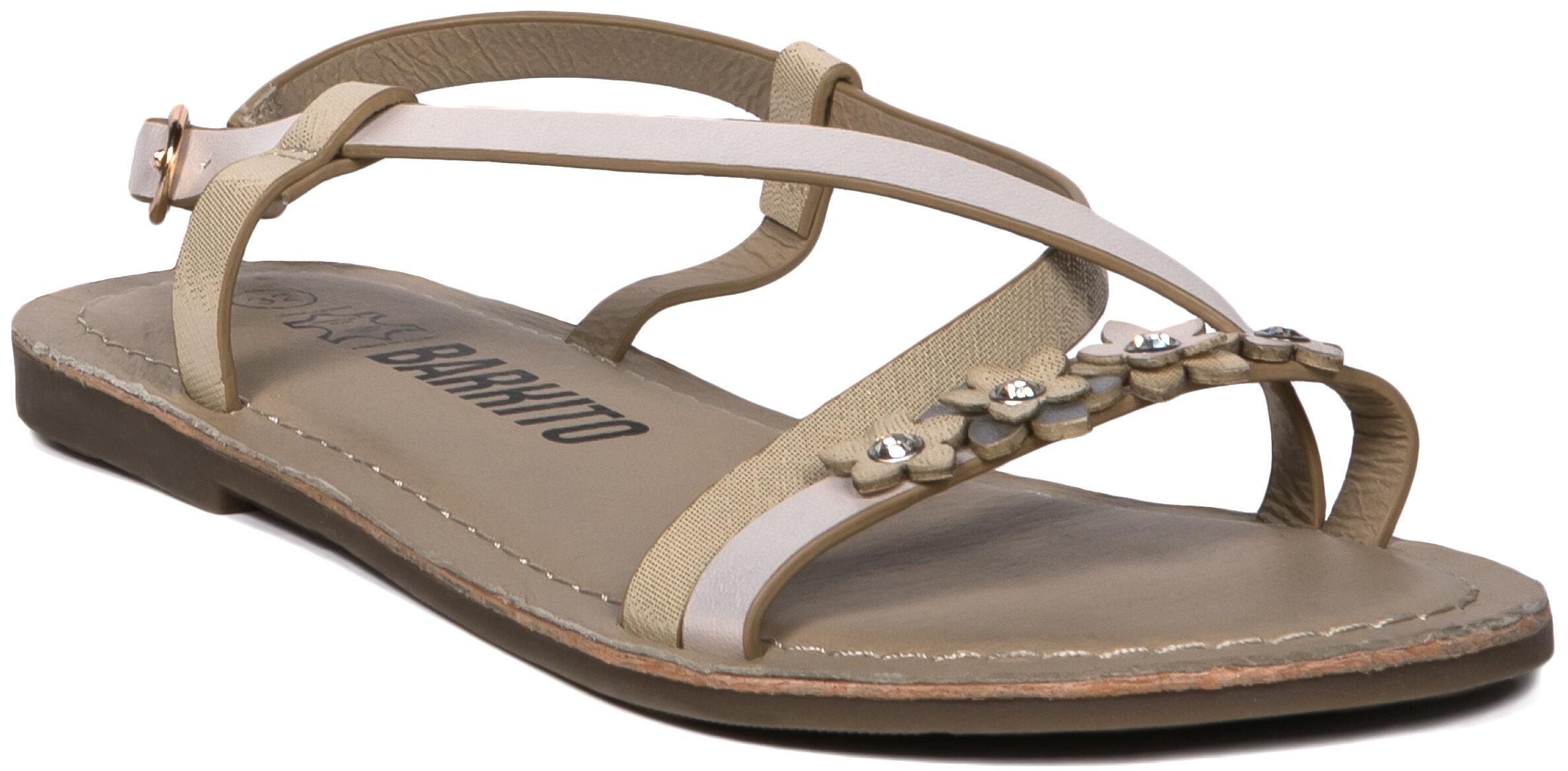 Туфли летние Barkito для девочки