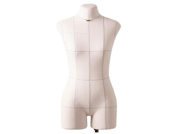 Royal Dress forms Манекен женский мягкий портновский Monica, размер 42, бежевый