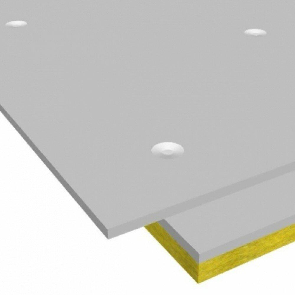 Звукоизолирующая панель Саундлайн-ПГП Супер (1200 х 600 х 23 мм / 0.72м2)