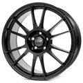 Колесные литые диски Oz Racing ULTRALEGGERA BLACK 7x16 4x108 ET25 D75 Чёрный матовый (W0173025153) - фото 1