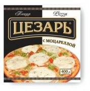 Пицца цезарь моцарелла 400г. морозко