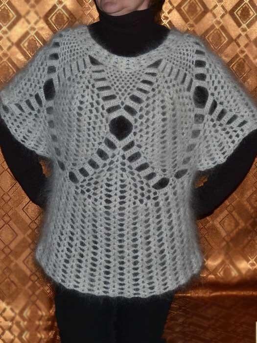 Пуловер Людмила