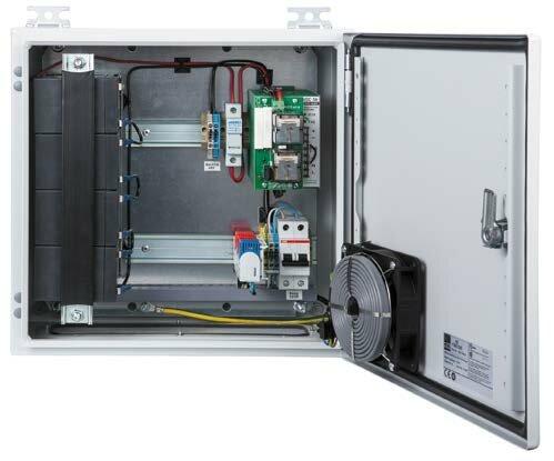 Системы питания узлов доступа NSGate NSBox-UPS-155372