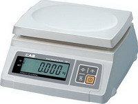 весы настольные cas / SW-10 / весы cas sw-10 (фасовочные, нпв: 10 кг)