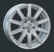 Диски Replay Replica Audi A67 8x17 5x112 ET26 ЦО66.6 цвет S - фото 1