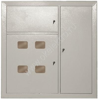 Щит металлический этажный ЩЭ-4-1 36 УХЛ3 IP31