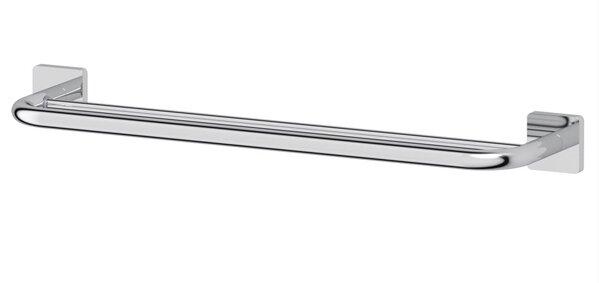 Штанга для полотенца двойная ELLUX SANTECH ALLIANZ S.R.O. AVA 027 60 cm (хром) (ELLUX)