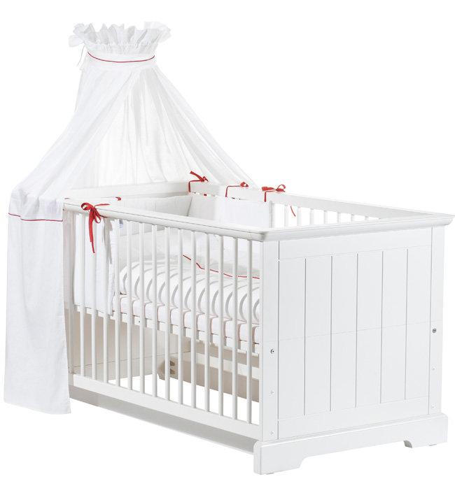 Детская кроватка Geuther Cottage