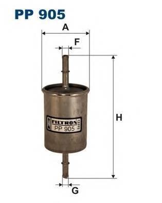 Топливный фильтр Filtron PP905